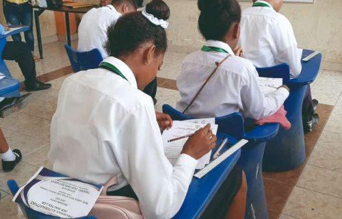 INSTITUCIÓN. Un plan retorno no se contempla en la actualidad para las escuelas de educación especial de Esmeraldas.