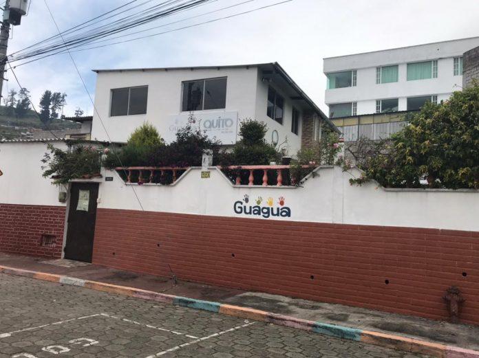 Sitio. El Guagua Centro Patronato San José.