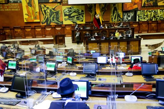 PROCESOS. Los juicios políticos marcaron los primeros meses de gestión de la Asamblea Nacional.