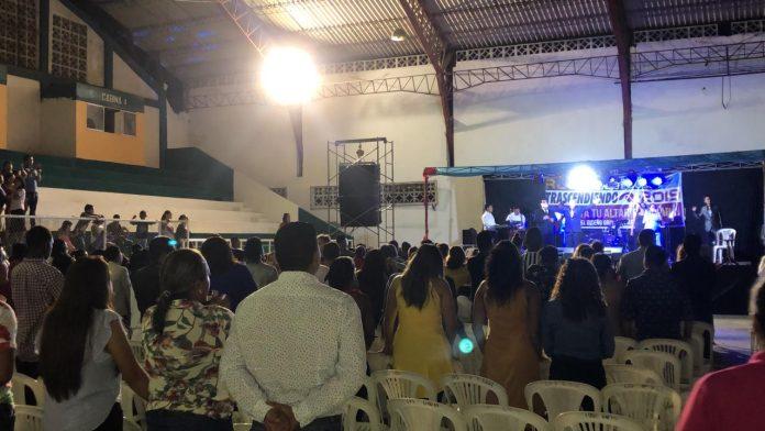 """PLENARIA. El grupo 'Rompiendo barreras con Jesús' realiza un encuentro cristiano denominado """"Transcendiendo 2021"""