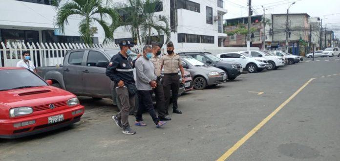 Capturan al más buscado de la provincia de Los Ríos