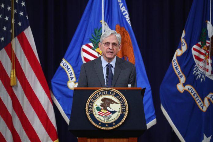 AMENAZA. El fiscal general, Merrick B. Garland aseguró, que el Estado hace todo lo posible contra los ciberataques.