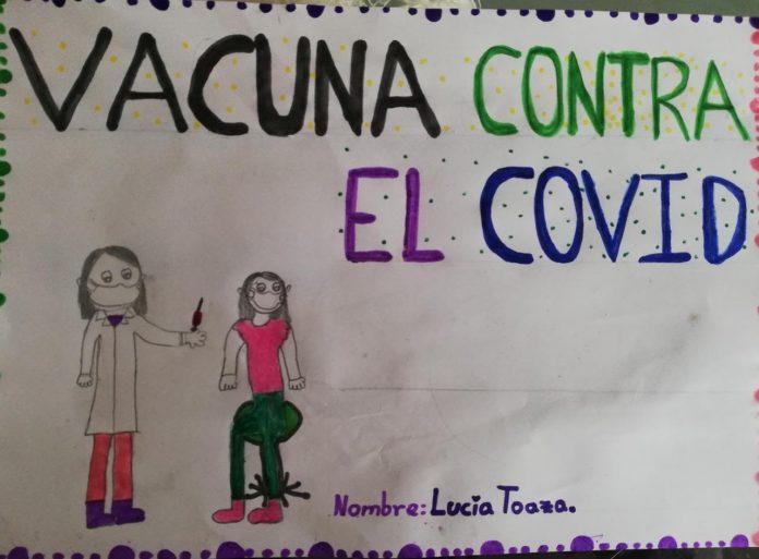 Lucia Toaza, 11 años