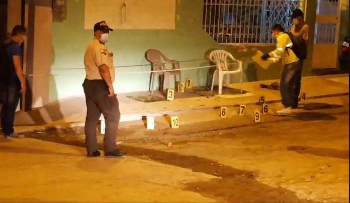 BALACERA. Amada T., de 12 años de edad murió en una balacera registrada en la isla Luis Vargas Torres. (foto referencia)