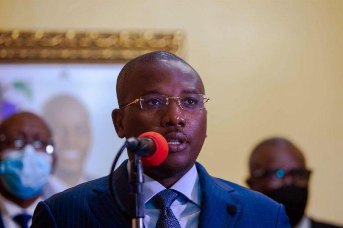 PODER. El primer ministro interino, Claude Joseph, ha actuando como jefe de Estado desde el asesinato del presidente Jovenel Moise.