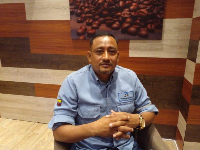 Carlos Jama, presidente del Tribunal electoral nacional de Cetrapep,