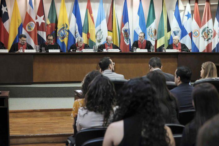 DECISIÓN. La Corte Interamericana de Derechos muestra preocupación por la situación humanitaria y de derechos en Nicaragua.