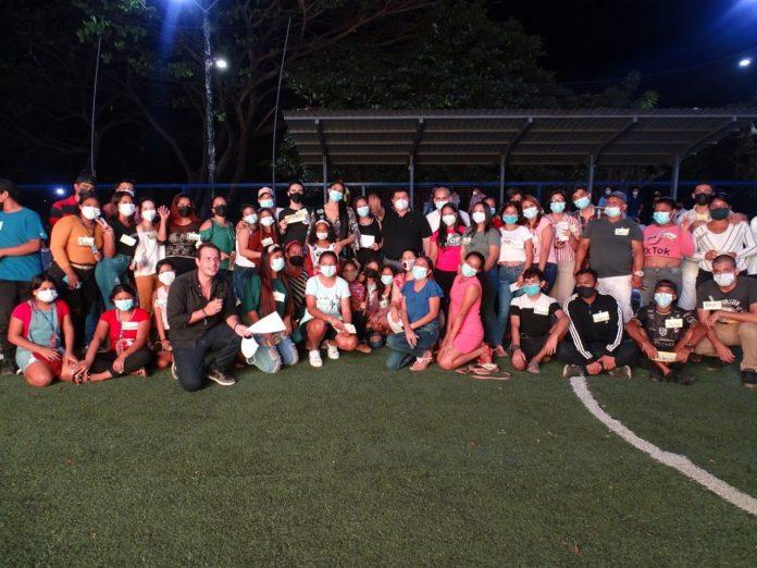 Jóvenes se unen a programa de apoyo 'Liderazgo Juvenil'
