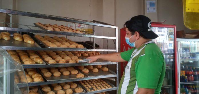 En Babahoyo el pan cuesta $0.15