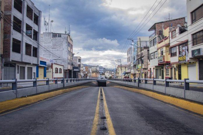 PANDEMIA. En abril de 2021, la capital vivió su último confinamiento focalizado