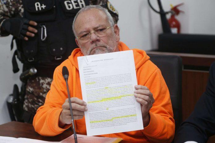 CORRUPCIÓN. Pareja Yanuzzelli compareció ante la Comisión de Fiscalización de la Asamblea.