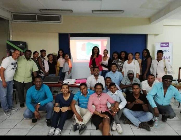 ACTIVIDADES. Varios eventos se han realizado por parte de la red de profesionales Afrodescendientes.