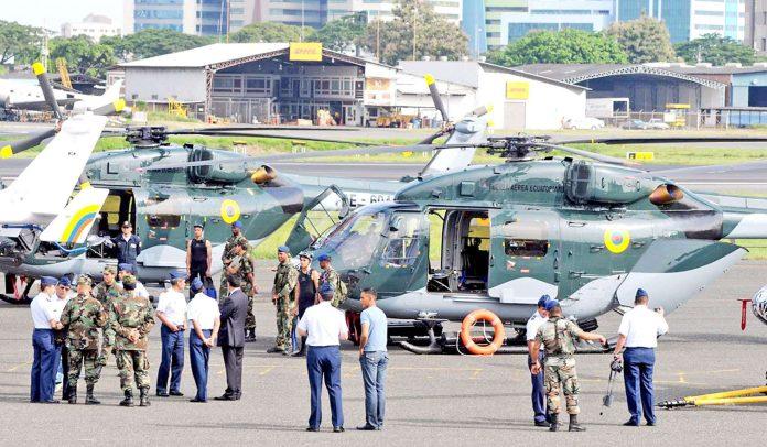 helicópteros dhruv