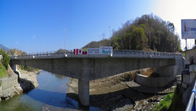 Puente internacional sigue cerrado en Macará