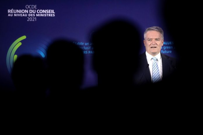 El secretario general de la OCDE anunció el acuerdo