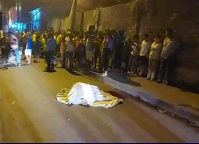 Accidente de tránsito en Babahoyo
