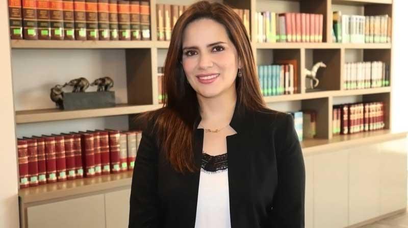 La doctora Pamela Juliana Aguirre Castro encabeza la terna de la Asamblea