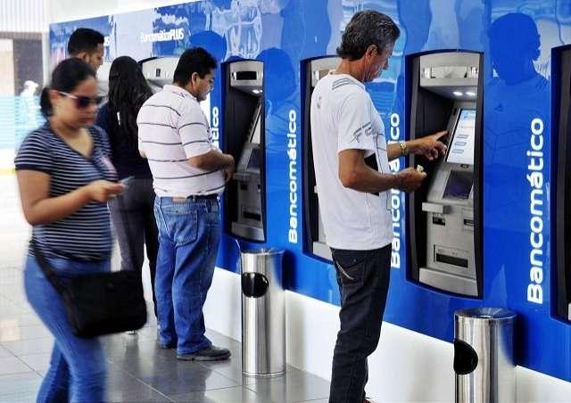 a ciudadanía no ha dejado de confiar y depositar su dinero en los bancos
