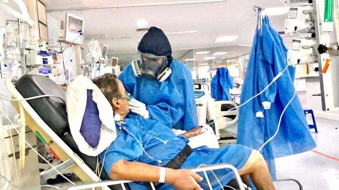 Estabilidad laboral a personal de salud