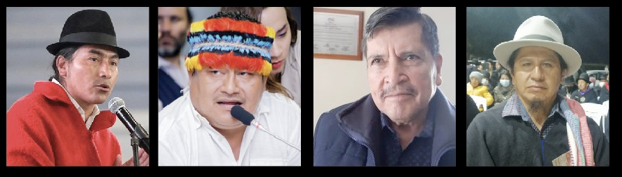 HECHO. Los procesados por las protestas de octubre de 2019 marcan las solicitudes del sector indígena