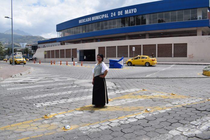 Sitio. Desde 2016, cuando fue inaugurado oficialmente, el mercado no ha logrado ser por completo el centro principal de abastos de Otavalo.