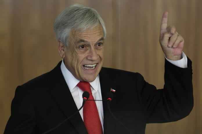 El presidente de Chile niega las acusaciones derivadas de los 'Pandora Papers'