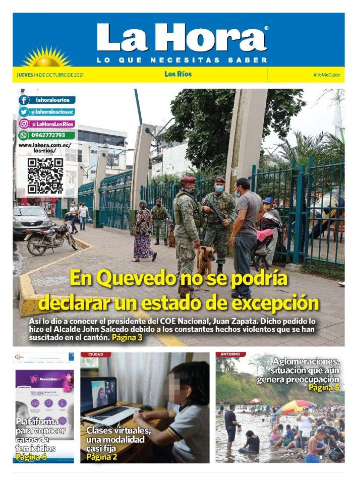 Noticias - información - pdf - Los Ríos